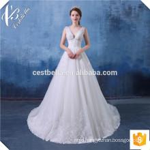 Sweetheart Neckline Lace Ivory Wedding Dress Ball Gown Vestidos De Novia 2016 Ball Gown Wedding Dresses Robe De Mariage Mariee