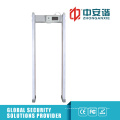 3D Infrarot Design 100 Sicherheitsstufe Metalldetektor Tor