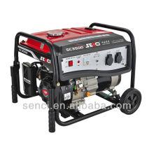 3.5KVA SC3500-I Generador de gasolina (Generador de gasolina 3.5KVA)