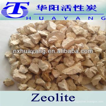 Pierre granuleuse zéolite / ZEOLITE Fabricant
