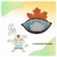 Антиоксидант L-карнозин в порошке CAS 305-84-0 L-карнозин