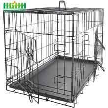 Stainless Black Steel Dog CageCheap Price