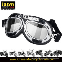 4481020A Fashionable ABS Harley Type Goggles for Motorcycle
