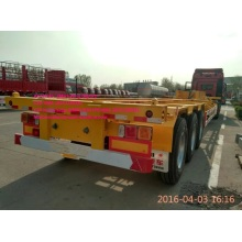 40 kaki Container Carrying Semi Trailer