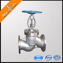 Bellow globe valve stem grey iron globe valve steam globe valve