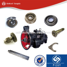 Fast transmission gearbox for trucks