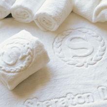 Luxury 100% Cotton Hotel Bath Towel, Weighs 400 to 800g