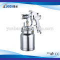 F-75-s High Pressure Spray Gun With 600cc Cup& Siphon Feed