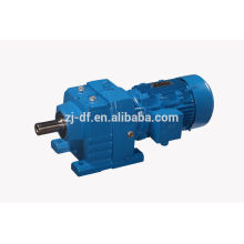 DOFINER R series helical gear speed reducer/gear reductor