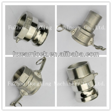 quick coupler fittings for mining industries