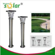 Único faro CE solar luces para la iluminación de jardín, solar para la iluminación de jardín/patio/Parque/valla