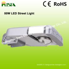Réverbère de 50W LED avec la puce de Bridgelux LED