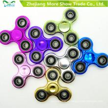 Mão Spinner Chapeamento Cor Fidget Spinner Adhd EDC Anti Stress Brinquedos
