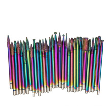 Factory Wholesale price for diamond Nail Drill Bit set as manicure tool