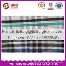 2014 горячий продавать последние Китай T/C и хлопчатобумажной пряжи окрашенные ткани сток ткани для мужской рубашки