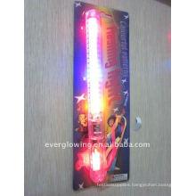 rainbow led flashing glow stick