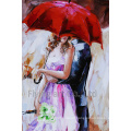 100% Handmade Oil Paintings Wall Art