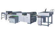 JY-1000/1200S UV full-automatic coating machine