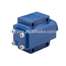 Válvulas de retenção com comando hidráulico