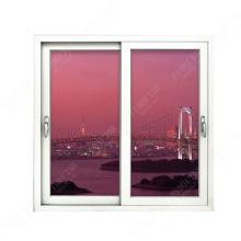 Os produtos os mais novos do preço direto da fábrica personalizam a janela de vidro tingida deslizante do Pvc