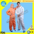 Disposable Refective Safety Coverall, Non Woven Coveralls