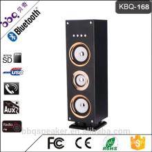 BBQ KBQ-168 3000mAh battery 2016 High quality Audio bluetooth wireless outdoor speaker