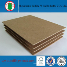 2.5mm High Density Hardboard for Furniture