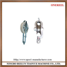 Different types sheave blocks pulleys