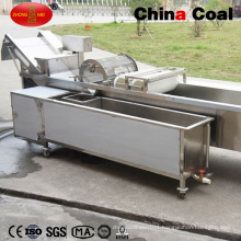 Ozone Disinfection Fruit Vegetable Washing Machine