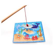 Rompecabezas de imán de juguete de pesca mejor vendido