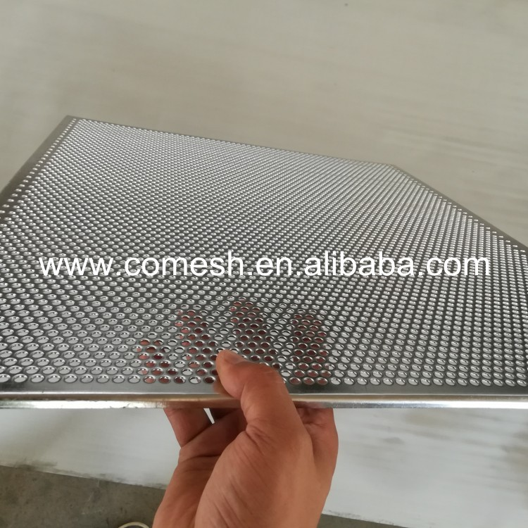 Metal Perforated Trays