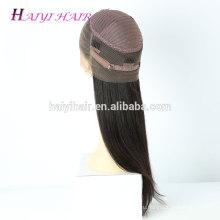 Индийские человеческие волосы надкожицы выровняны волос 360 парик полный парик шнурка