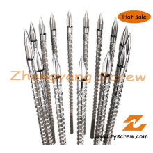 Hard Alloy Screw Barrel for Injection Molding Machine
