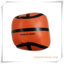 Toy Ball with Basketball Surface for Promotion Ty02010