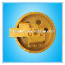 china OEM carbon fiber guide wheel, wheel excavator parts