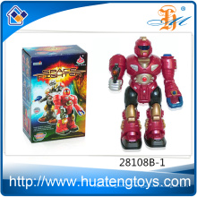 High quality ABS plastic talking model toy robot for children