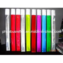 Reflektierende LED Armband & Armband & Slap Wrap
