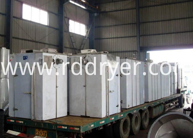 Hot Air Circulating Food Dryer