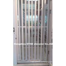 Puerta plegable de ascensor