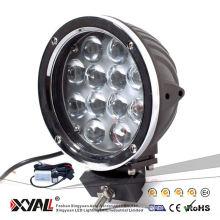 Luz de trabajo LED caliente de 60W Luz de trabajo LED de alta potencia
