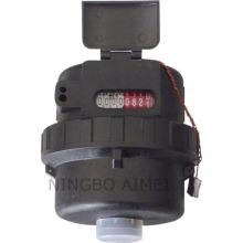 Объемный роторный поршневой пластиковый измеритель холодной воды (LXH-15S)