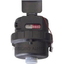 Volumétrique à Piston rotatif en plastique corps eau froide compteur (LXH-15 s)