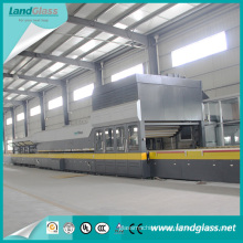 Landglass Flat and Bending Tempered Glass Furnace for Tempering Glass