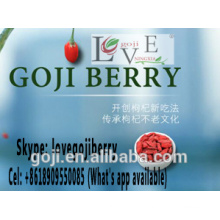 2017 NEW organic goji berry