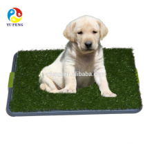 "Hot sell Large Potty Patch measures 17"" W x27"" L and is for dogs over 15 pounds,Training Tray Pet Toilets Three Layers"