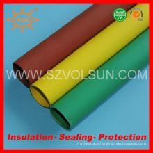High Voltage Green Busbar Insulation Tubing