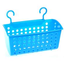 Almacenamiento plástico de los PP que cuelga la cesta de fruta para al por mayor
