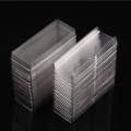 Пластиковые ресницы высокого качества в блистерной упаковке