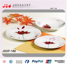 Dekoration Porzellan Hotel Ware Neue Bone China Dish Sets