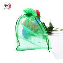 Wholesale reusable eco friendly small organza bag